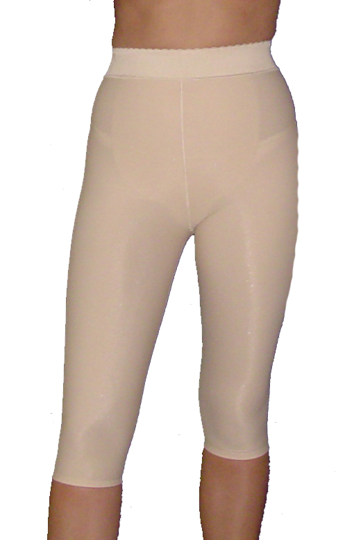 image, plastic surgery garment image, compression image, compression garment, Nouvelle Inc., Dawn Cover, Nouvelle Compression Wear